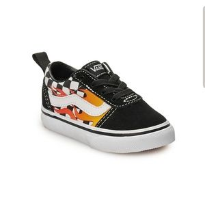 Van's Ward Slip-on Sneakers - Boy(Toddler Size 9)
